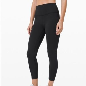 NWT LULULEMON In Movement Tights